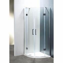 Paroi Douche 1 4 De Rond : paroi et porte de douche douche italienne chez banio ~ Edinachiropracticcenter.com Idées de Décoration