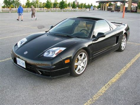 Find Used 2005 Acura Nsx Base Coupe 2-door 3.2l In Toronto