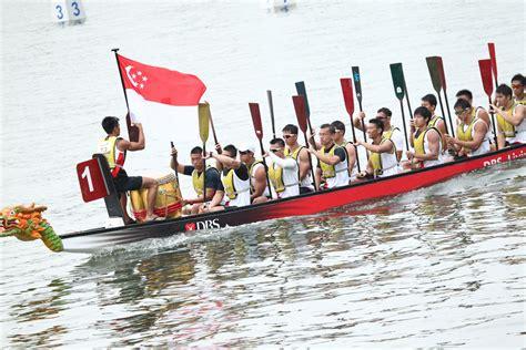 Dragon Boat Event Singapore dragon boat festival harmony truck