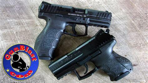 shooting  hk usa vp  cal  psk mm semi auto pistols gunblastcom youtube