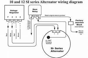 Pinto Wiring Diagram For Alternator