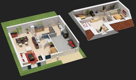 idee cuisine ouverte sejour 5 plans pour construire votre propre maison