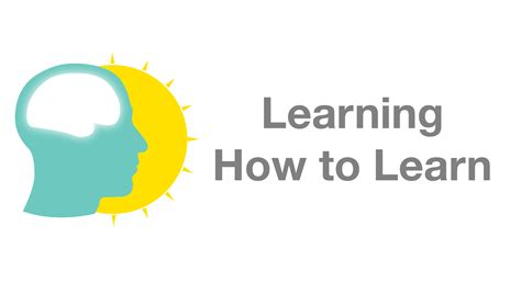 Learning How To Learn Powerful Mental Tools To Help You Master Tough Subjects  University Of