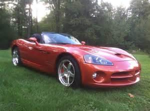 Dodge Viper Copperhead 2005