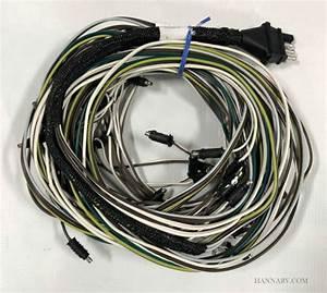 Triton 08429 Elite 12vr  14  16 Wire Harness