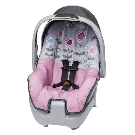 Evenflo Nurture Infant Car Seat, Button Floral , New, Free ...