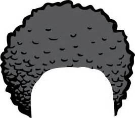 Afro Hair Clip Art
