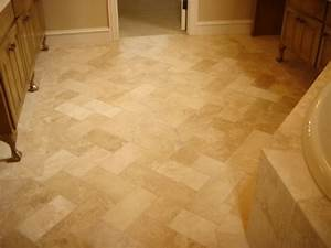 Travertine Flooring | Your Model Home