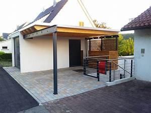 Dachbelag Für Carport : carport mit dachbegr nung rhombus wandverkleidung ~ Michelbontemps.com Haus und Dekorationen