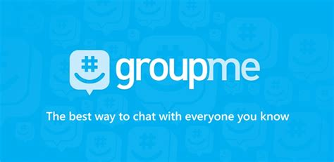 groupme for android groupme chat app for android gets major update for version