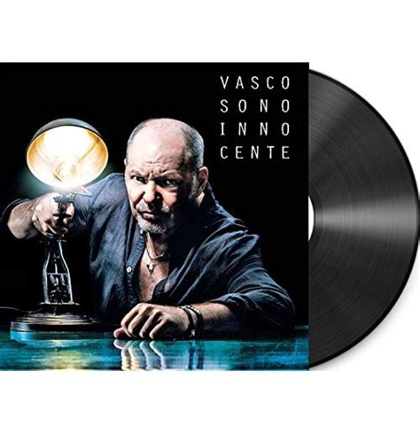 Vasco Vinile by Acquista Vinile Vasco Sono Innocente 2 Lp Originale
