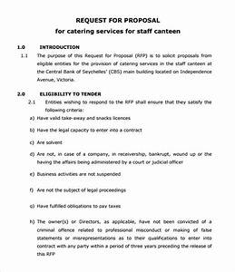 catering proposal template 7 download documemts in pdf With how to write a catering proposal letter