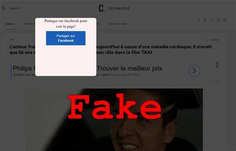 samy naceri dead fake news french actor samy naceri not dead from heart