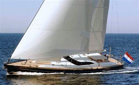 Yacht Sailing Boat by Bella Ragazza Yacht Charter Details Vitters Shipyard