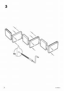 Ikea Lack Zig Zag Shelf Instructions By Tigratrus