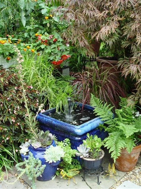 container water gardens preen