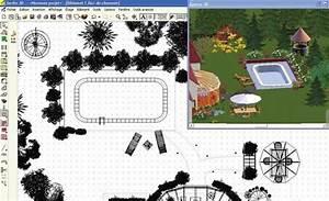 Aménager Son Jardin Logiciel Gratuit : am nager son jardin logiciel gratuit horenove ~ Louise-bijoux.com Idées de Décoration