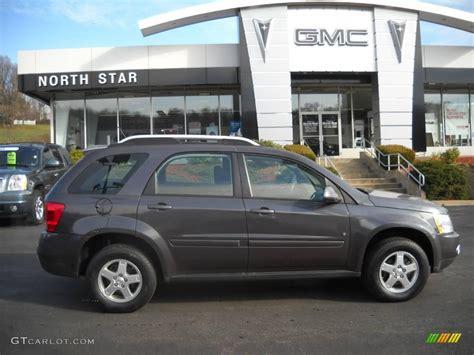 colors torrent 2007 granite grey metallic pontiac torrent awd 23567569