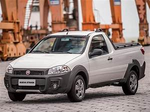 Fiat Strada Working 1 4 Cabina Simple  2018