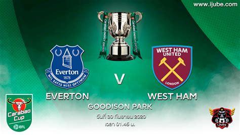 Everton Vs West Ham - Vea el gol de Dominic Calvert-Lewin ...