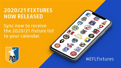 Sync Stags' 2020/21 fixtures to your digital calendar ...