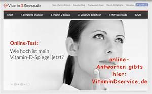 Vitamin D Dosierung Berechnen : chronologie autor und projekt ~ Themetempest.com Abrechnung