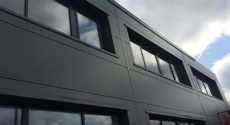 kingspan wall cladding installers  wrexham coverclad services