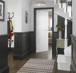 Hallway Inspiration - Modern - Hall - yorkshire and the