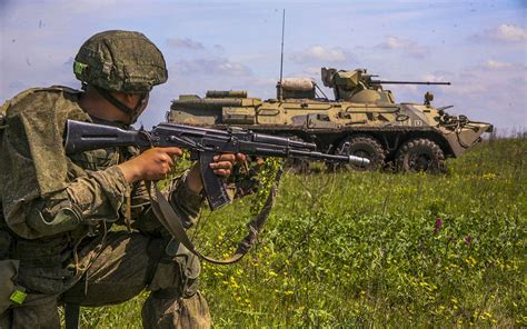 Russia Has Sent Thousands of Troops and Weapons to Its ...