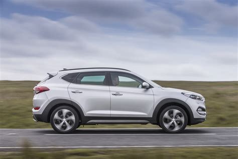 Uk Getting Higher Powered Hyundai Tucson Diesel With 7dct Gearbox Carscoops
