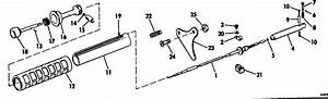 Shift Handle Kit 6 Thru 25 Hp Miscellaneous 1975