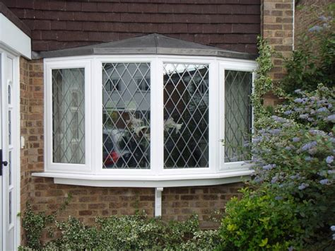 Upvc Bay And Bow Windows  Replacement Double Glazing
