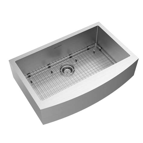 Kitchen Sinks At Lowes by American Standard Suffolk 30 In X 22 In Stainless Steel
