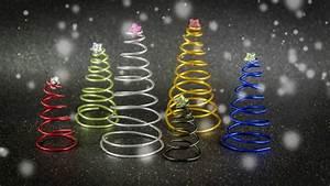 Weihnachtsbaum Aus Draht : diy weihnachtsbaum aus bastel draht youtube ~ Bigdaddyawards.com Haus und Dekorationen