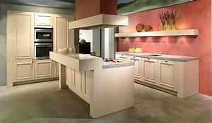 Küche Eiche Massiv : inselk che palermo in eiche muskat mit hochschr nken und esstheke rahmen und f llung massiv ~ Markanthonyermac.com Haus und Dekorationen