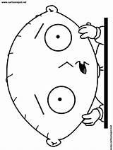 Stewie Griffin Vingel sketch template