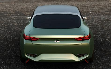 Kia Dealership Pittsburgh by Kia S Novo Concept Is All The Buzz