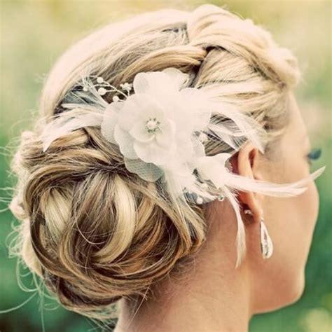 superb wedding       short hair