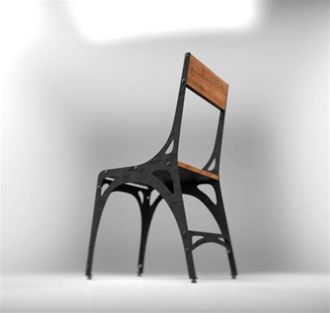 1 chair industrial dining chairs toronto by