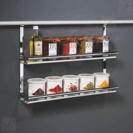 barre ustensiles cuisine etagere barre de crédence pour ustensiles de
