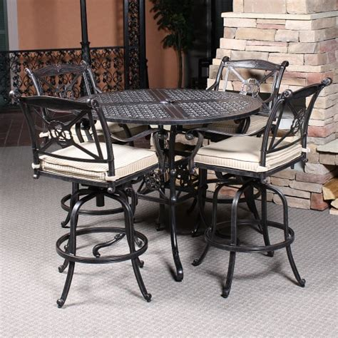 sirio patio furniture san marino san marino bar height