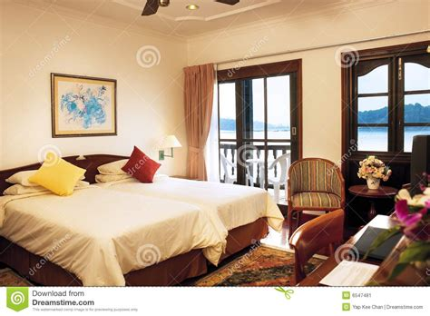 interieur chambre intérieur de chambre à coucher image stock image 6547481