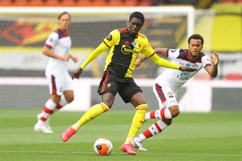 Report: Crystal Palace retain interest in Watford's ...