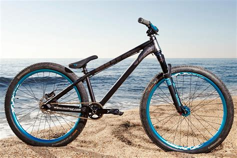 All2ride Takes New Canyon Stitched Dirt Jumper On The Road