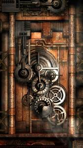 Android Steampunk Live Wallpaper Gears… para Samsung, HTC ...