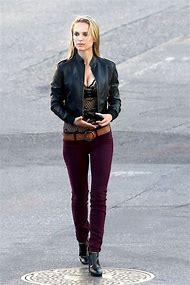 Natalie Portman Tights