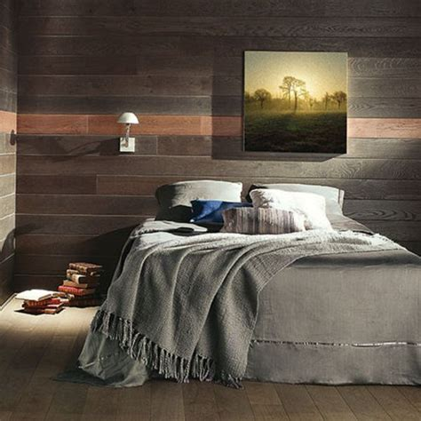 chambre avec lambris bois lambris pvc lambris bois les plus beaux lambris côté