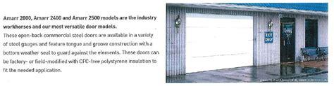 Garage Doors Midland Tx by Commercial Garage Door Service Alpha Overhead Door Inc