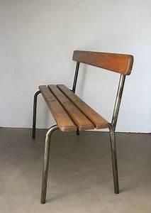 Banc Ecolier Vintage : meubles vendus inspiration for thine welders guild ~ Teatrodelosmanantiales.com Idées de Décoration