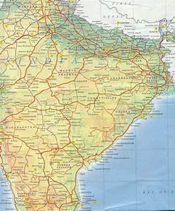 Top Tourist Place India Indian Railway Map